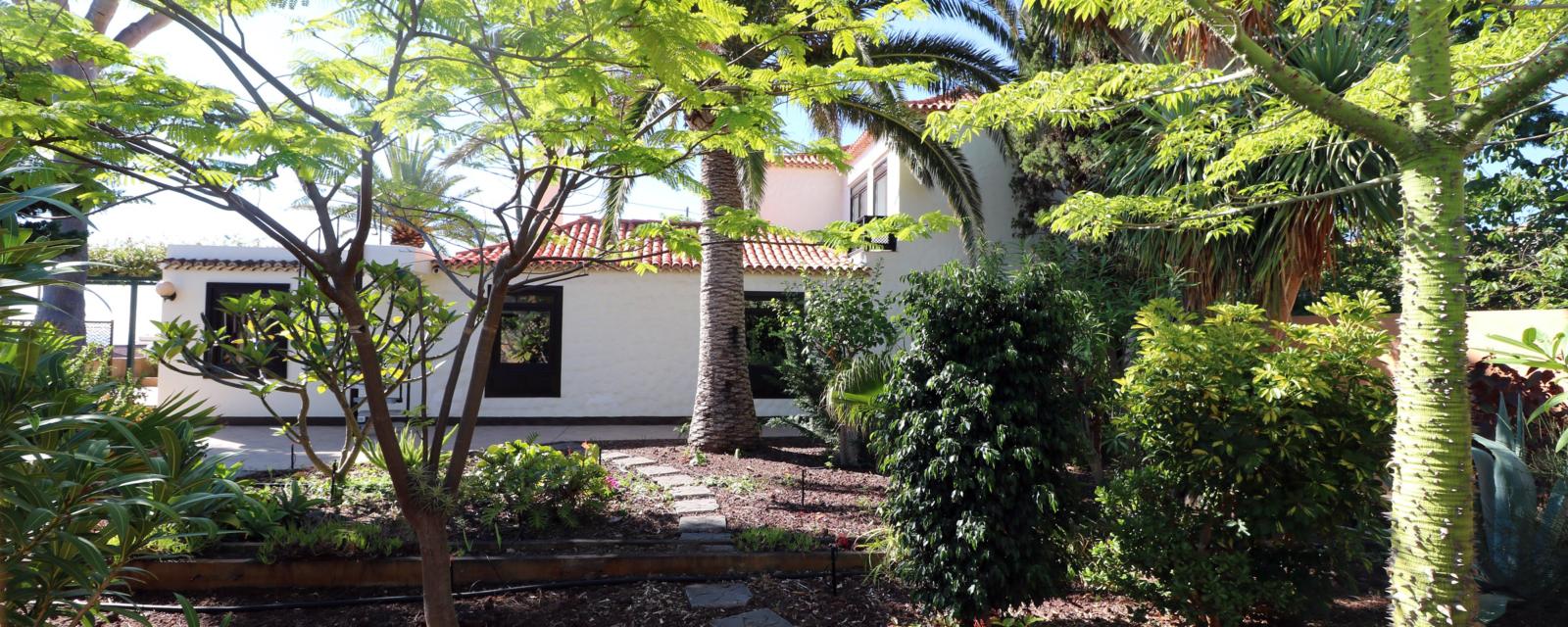 La Palma - Villa Escondida - Garden