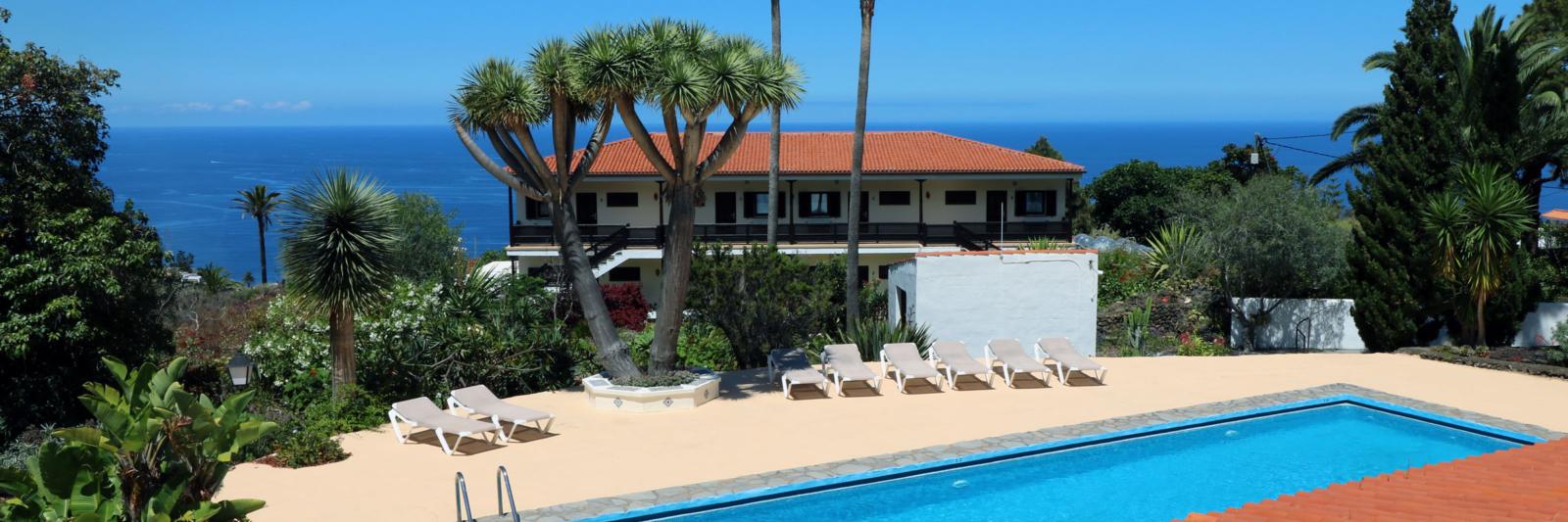 La Palma - Apartamentos Miranda - Main view