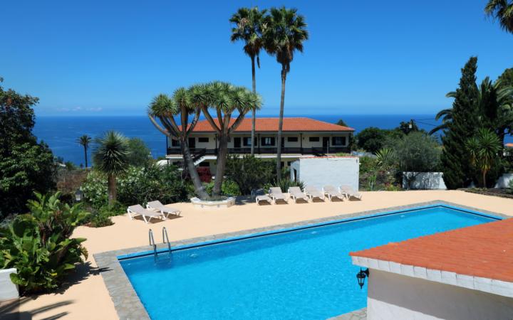 La Palma - Apartamentos Miranda - Vista principal