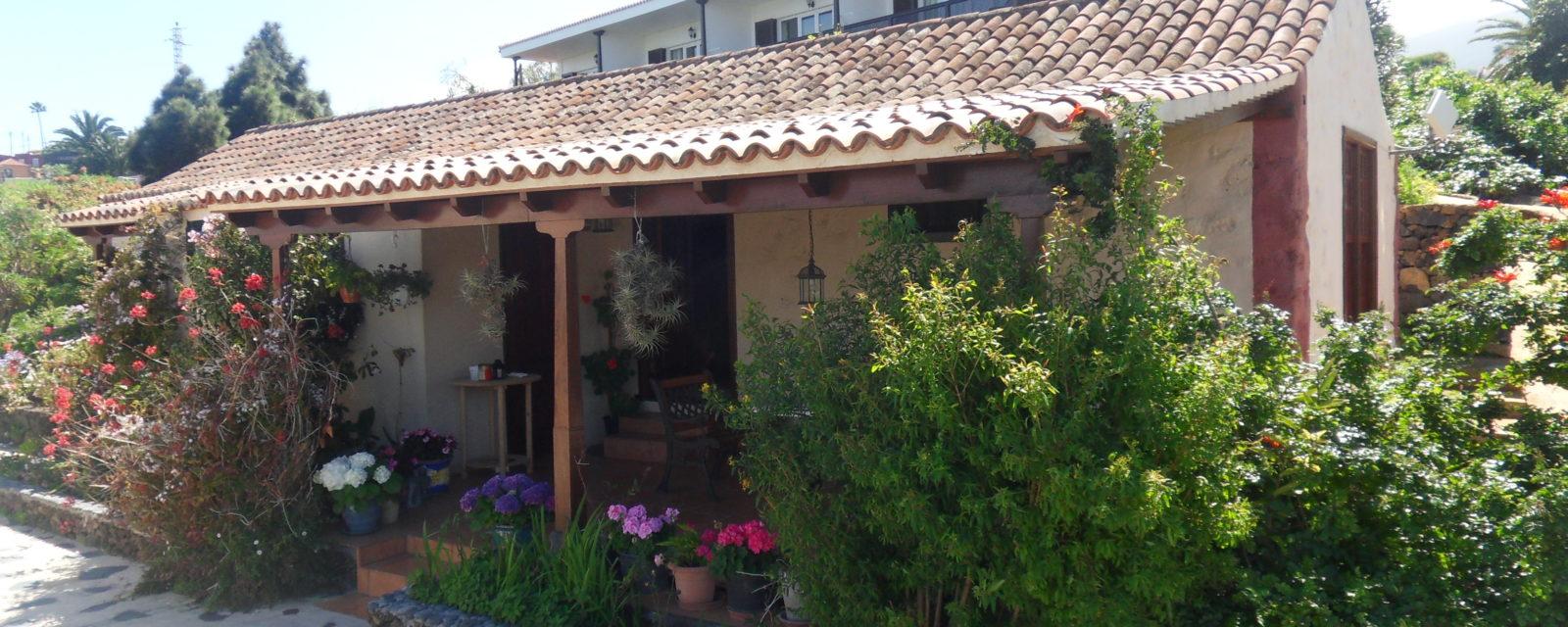 La Palma - Casa Gron - View