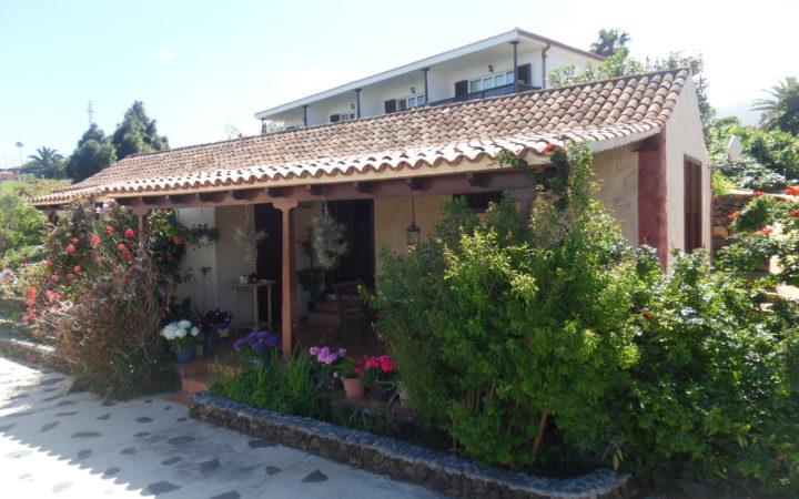 La Palma - Casa Gron - Vista principal