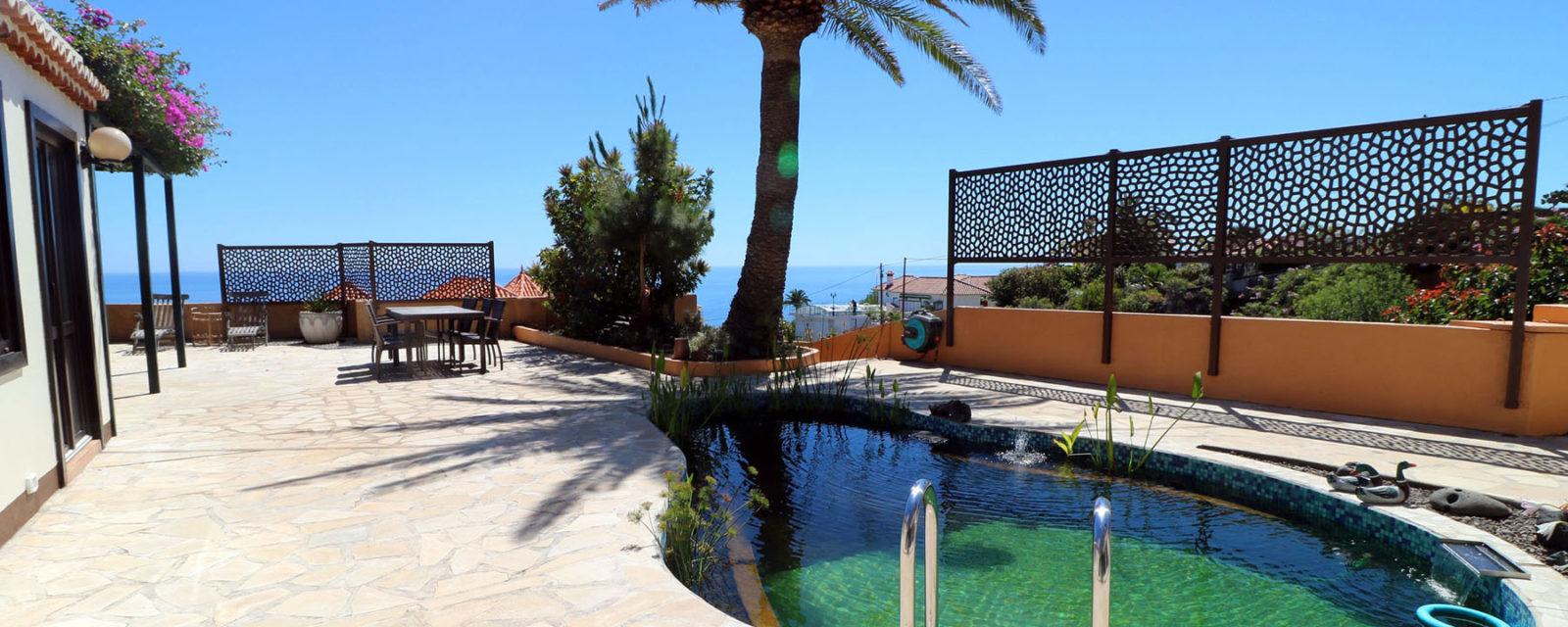 La Palma - Villa Escondida - Swimming pond