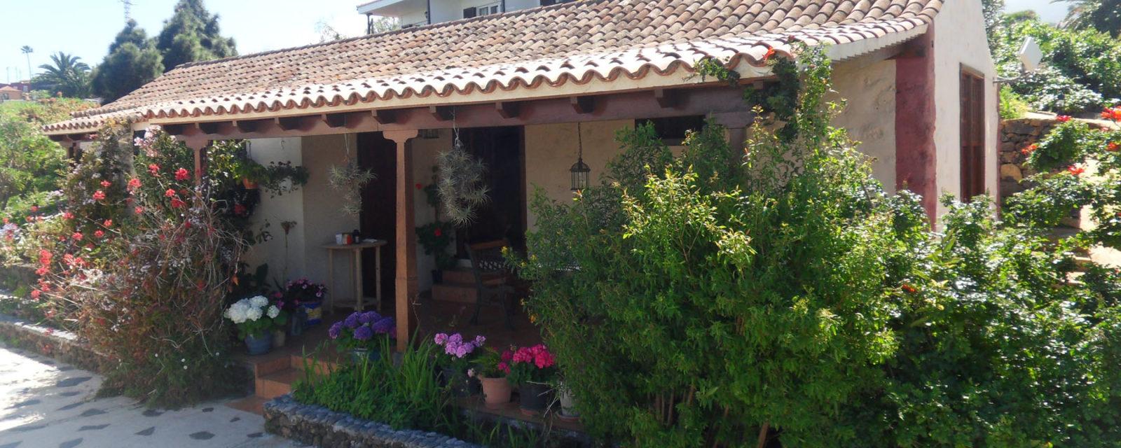La Palma - Casa Gron - Main view
