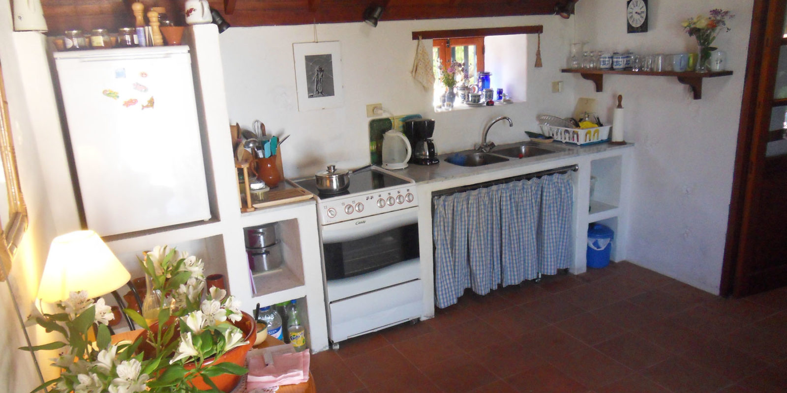 La Palma - Casa Gron - Kitchen