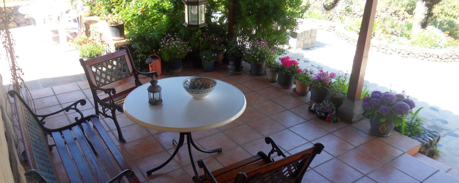 La Palma - Casa Gron - Terrace