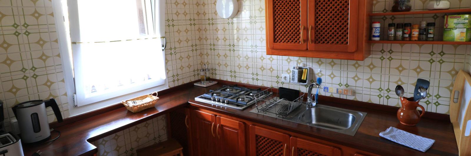 La Palma - Apartments Miranda - Studio - Kitchen