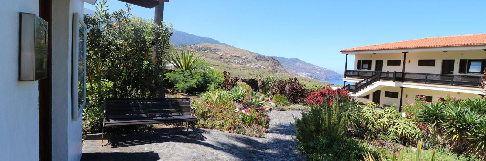 La Palma - Apartments Miranda - Reception - View