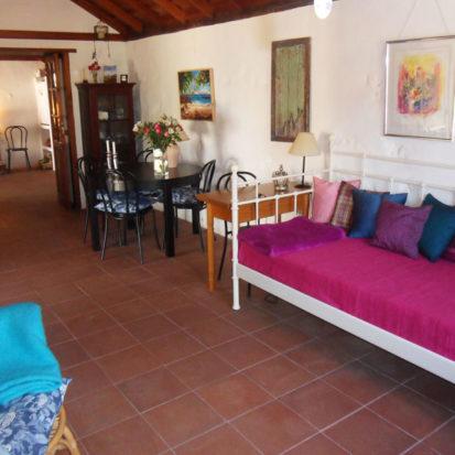 La Palma - Casa Gron - Wohnzimmer