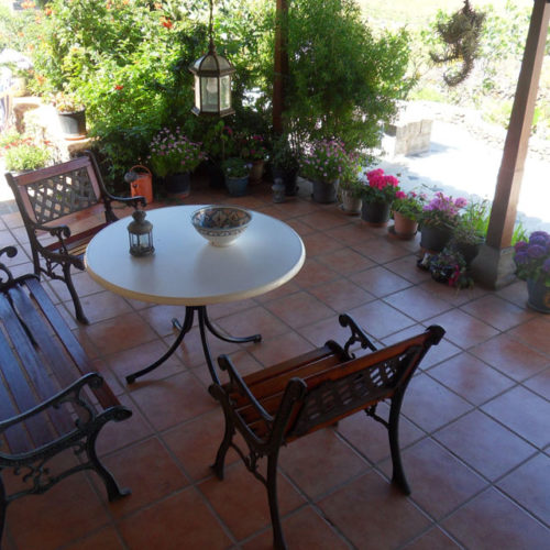 La Palma - Casa Gron - Terrasse