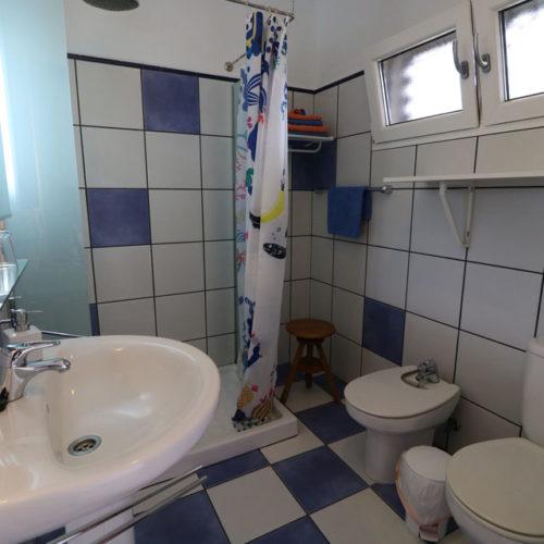 La Palma - Appartements Miranda - Studio - Badezimmer