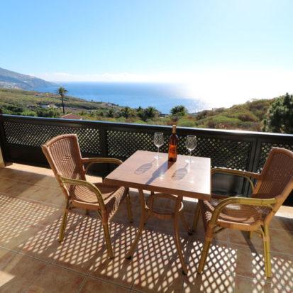 La Palma - Apartamentos Miranda - Estudio - Terraza