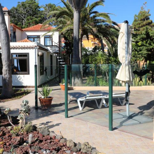 La Palma - Villa Escondida - Sun terrace